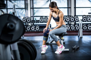 Avoiding injuries at the gym