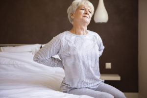 What is causing my chronic low back pain?