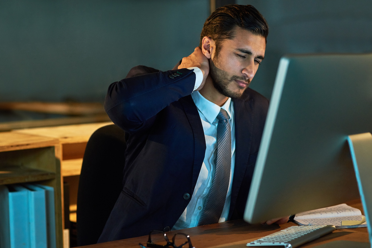 Is my neck pain and stiffness related to my posture?