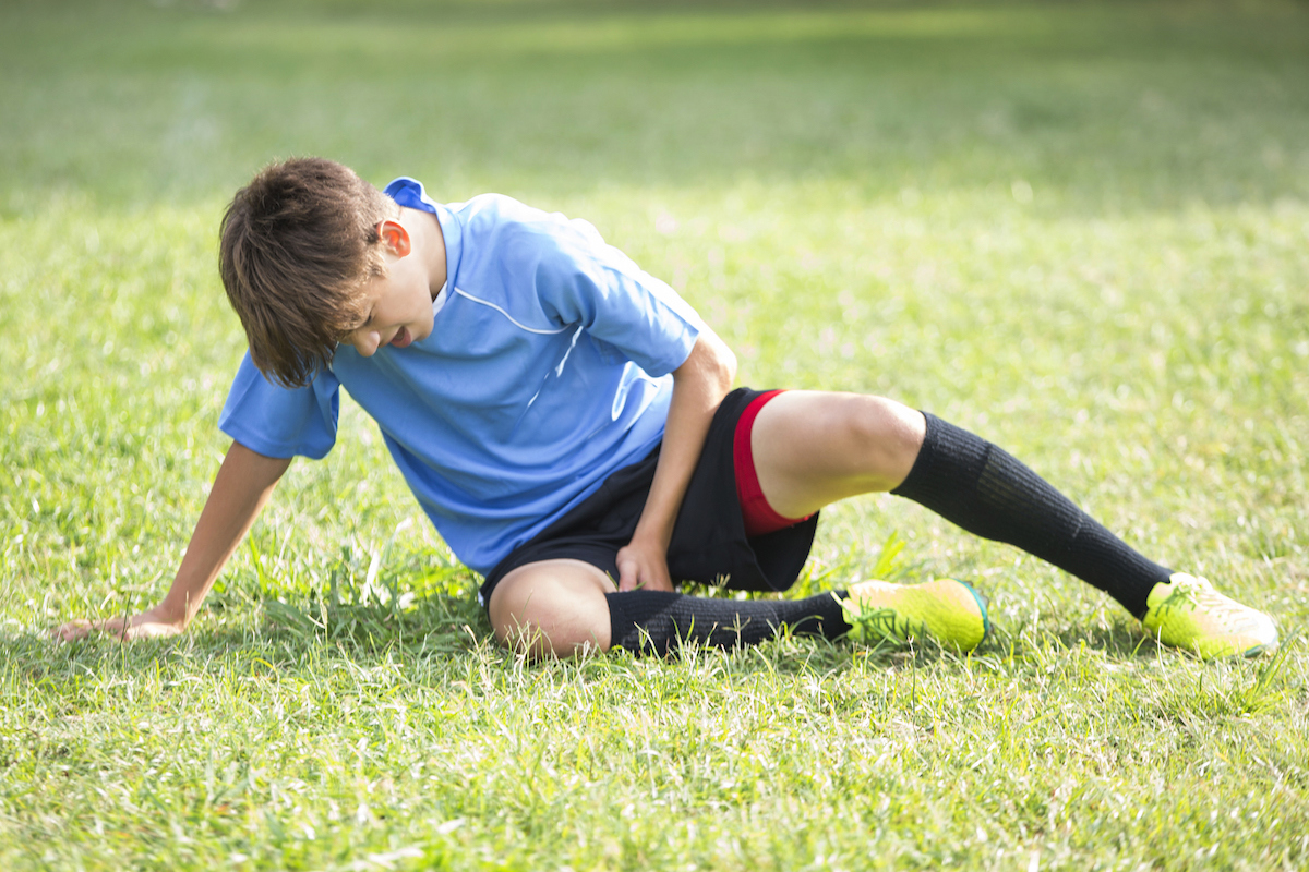 Treating an acute injury